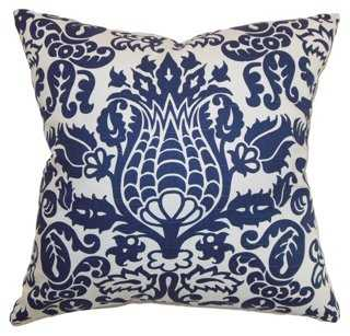 Dolbeau Cotton Pillow - One Kings Lane