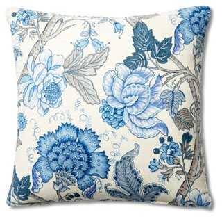 Floral 20x20 Pillow - One Kings Lane