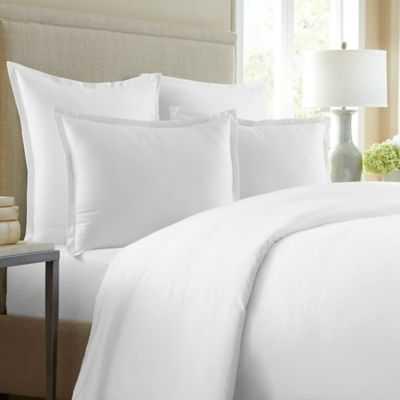 Wamsutta® 620-Thread-Count Solid Shams - Bed Bath & Beyond
