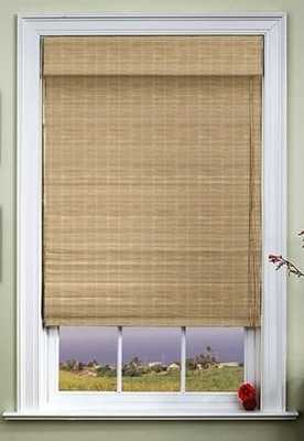 Standard Woven Wood Shade - The Shade Store