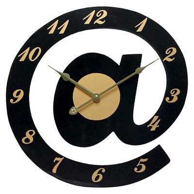 The Intranet Clock - Target