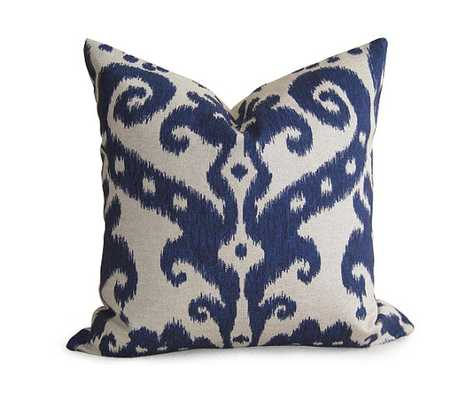 Pair of 2 Decorative Designer Ikat Pillow Covers - Etsy