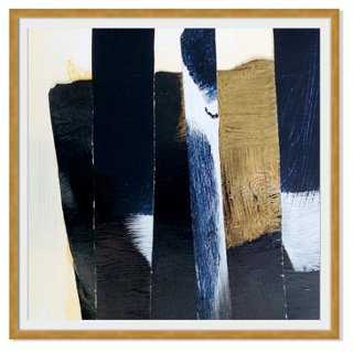 Nell Waters Bernegger, Strips No. 1-Framed - One Kings Lane