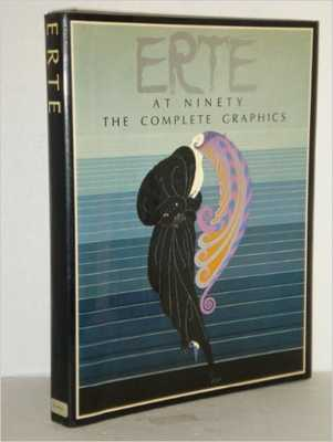 Erte at Ninety: The Complete Graphics - Amazon