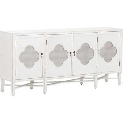 Juliette 4 Door Cabinet - High Fashion Home