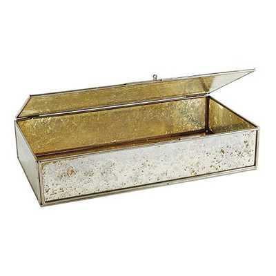 Antique Glass Box - Ballard Designs