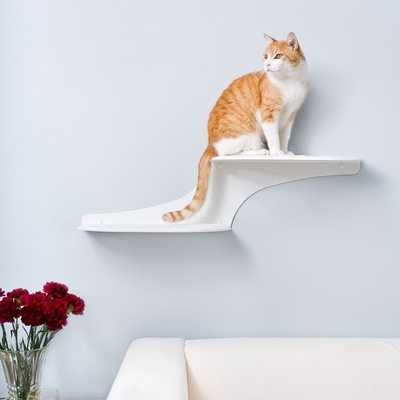 The Refined Feline Cat Clouds Cat Shelf - Overstock