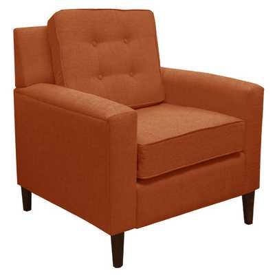 Klein Arm Chair - Saffron - AllModern