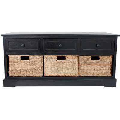 Layla Storage Bench - Wayfair