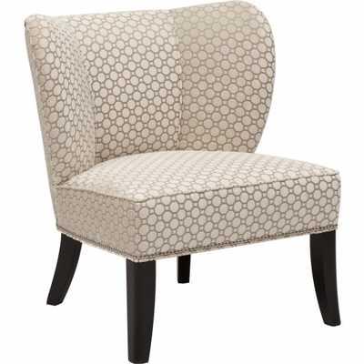 Annie Chair, Vapor Pearl - High Fashion Home