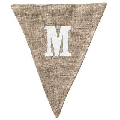 M Achievement Banner Flags - Land of Nod