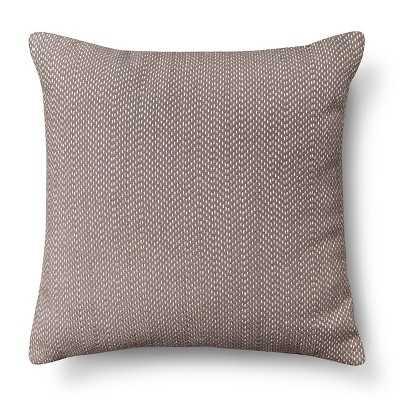 "Room Essentialsâ""¢ Stitch Solid Pillow - Target"