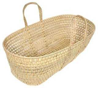 Firewood Storage Basket - One Kings Lane