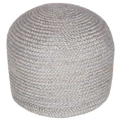 Vanth Knotted Pouf - Target