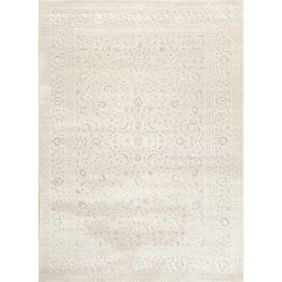Cream Oriental Vintage Persian Indoor Area Rug (7'10 x 10') - Overstock