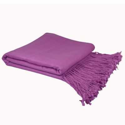 PUR Cashmere Velvet Throw - Bed Bath & Beyond