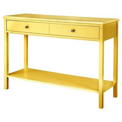 """Windham Console Table - Thresholdâ""""¢ - Target"""