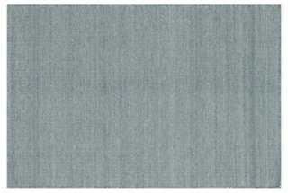 Bedford Flat-Weave Rug, Navy - One Kings Lane