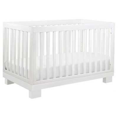 Modo 3-IN-1 CONVERTIBLE CRIB WITH TODDLER BED CONVERSION KIT - Babyletto