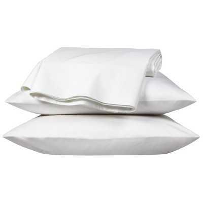 Luxury Egyptian Cotton 800 Thread Count Sheet Set - King - White - Target