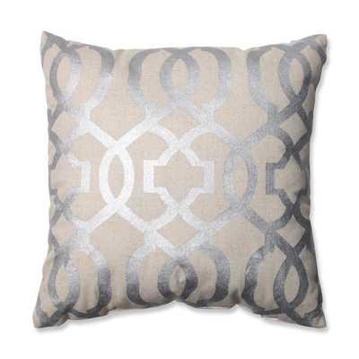 Pillow Perfect Geometric Throw Pillow - Overstock