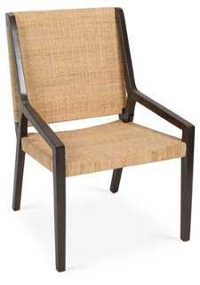 Zion Rattan Chair - One Kings Lane
