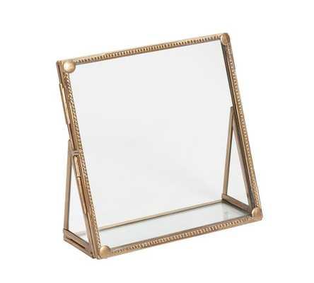 Brass Rimmed Frames - Pottery Barn