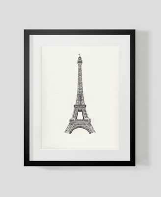 "Eiffel Tower Decor: Eiffel Tower Print- 11"" x 14""- Unframed - Etsy"