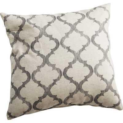 """Throw 17"""" Gemstone Pillow - insert - Wayfair"""