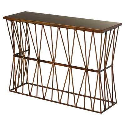 Minerva Console Table - Wayfair