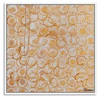 Jennifer Moreman, Glisten-24x24-Framed - One Kings Lane