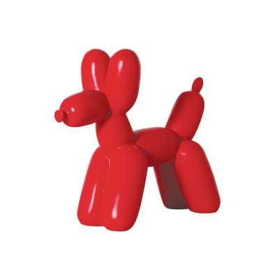 Big Top Balloon Dog Bookend - Giggle