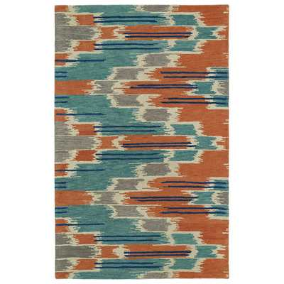 Global Inspirations Area Rug - Wayfair