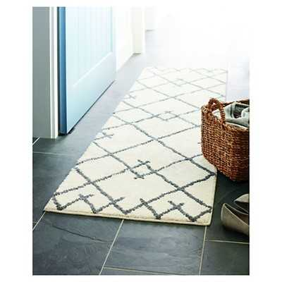 "Thresholdâ""¢ Kenya Fleece Accent Rug - Target"