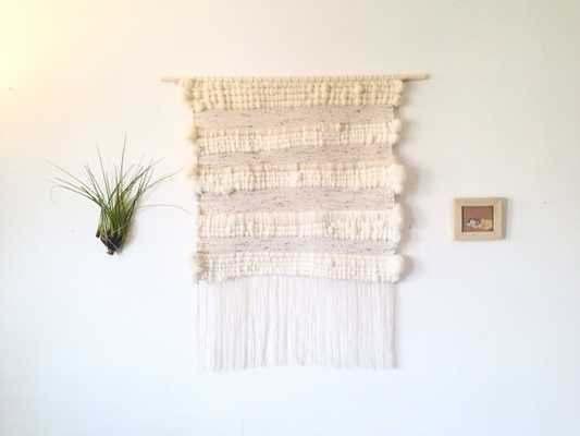 Extra large woven wall hanging - Etsy