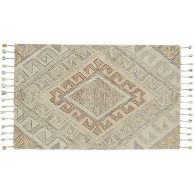 Faded shag rug - 8'x10' - CB2