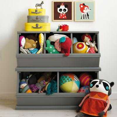 Storagepalooza Kids Storage - Land of Nod