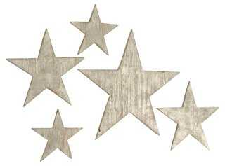 Five-Point Star Set - One Kings Lane