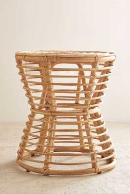Magical Thinking Luna Rattan Side Table - Urban Outfitters