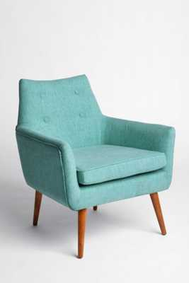 Modern Chair - Turquoise - Urban Outfitters