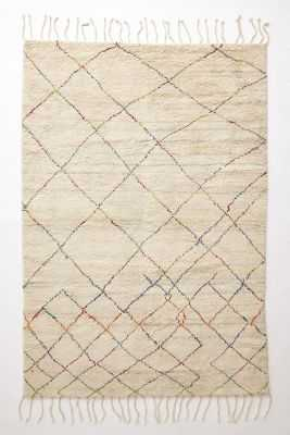 Hand-Knotted Adras Rug - Anthropologie