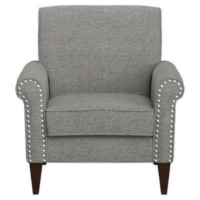 Gruber Arm Chair - Black - Wayfair