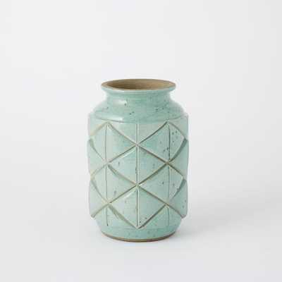 Avron Ceramic Vases - West Elm