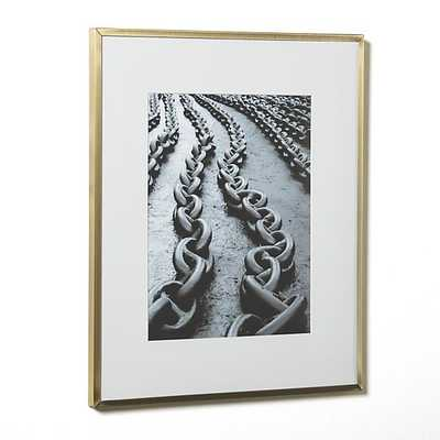 Hendry 8x10 Wall Frame - Crate and Barrel