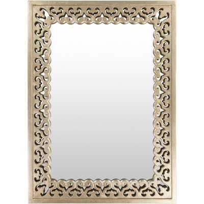 Becklin Wall Mirror - Wayfair
