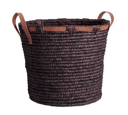 DYED SISAL TOTE BASKETS - Pottery Barn