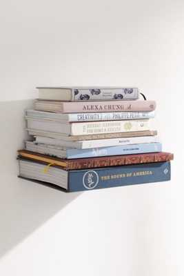 Invisible Book Shelf - Set of 2 - Urban Outfitters