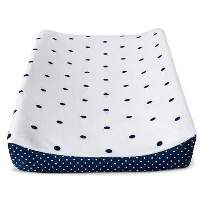 "Circoâ""¢ Changing Pad Cover - Blue Dot - Target"