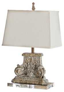 Capitol Table Lamp - One Kings Lane