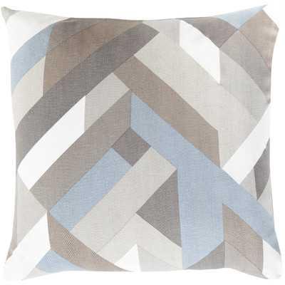 Geo Throw Pillow - Wayfair